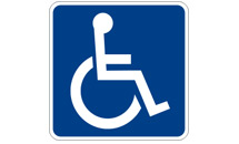 Handicap accessible